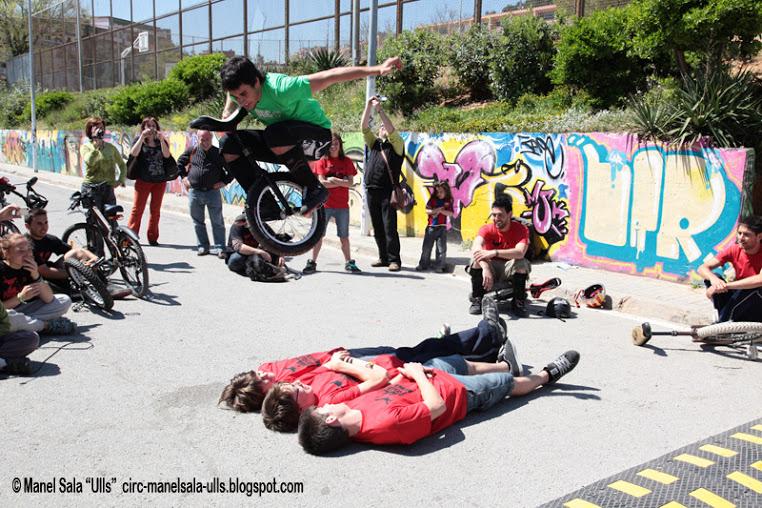 trobada-de-monociclistes